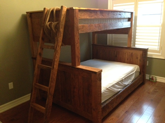 Affordable Wood Beds