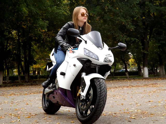 Ride Your Motorcycle As If You're Invisible